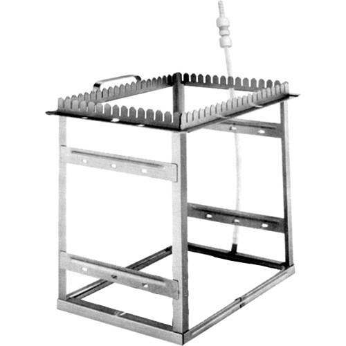 "Arkay 81-14HR Stainless Steel Hanger Rack for 14-8x10, 19-4x5"" or 19-5x7"" Film"