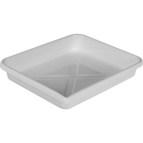 "Arkay Plastic Tray (5x7"", White)"