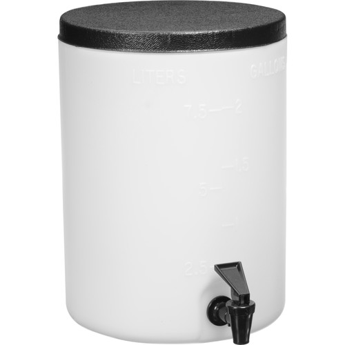 Arkay PRT-2FLC Complete Storage Tank (2 Gallon) with Floating Lid