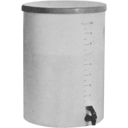 Arkay PRT-15FLC Complete Storage Tank (15 Gallon) with Floating Lid