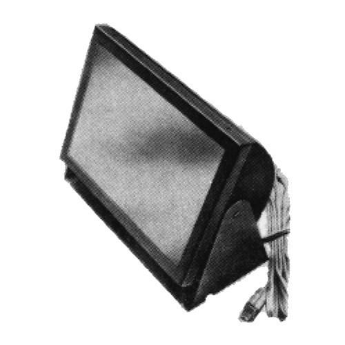"Arkay Darkroom Economical Safelight (SL5-R) with Red Filter - 5x7"""