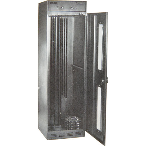 Arkay Stainless Steel Film Drying Cabinet (CD-80SS) for 80 Rolls 35mm or 40 Rolls 120 Film