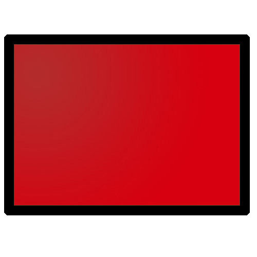 """Arkay SL5-L 5x7"""" Filter For The SL-5 Safelight (RED)"""