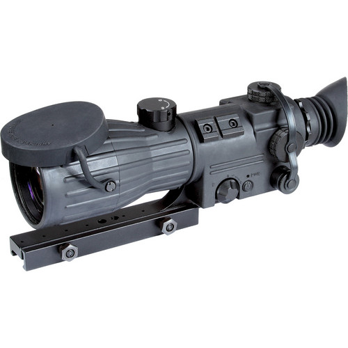 Armasight by FLIR Orion 4x 1st Generation Night Vision Riflescope (Red Crosshair Reticle)