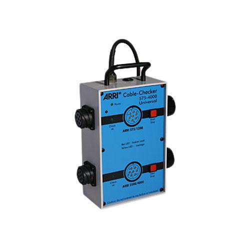 Arri Head to Ballast Cable Checker (6,000 - 18,000W)