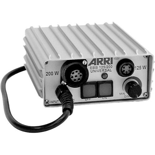 Arri 125/200W DC Electronic Ballast (24-30 VDC)