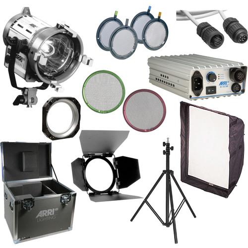 Arri Arrisun 2 HMI PAR Light AC Ballast Kit (90-250VAC)