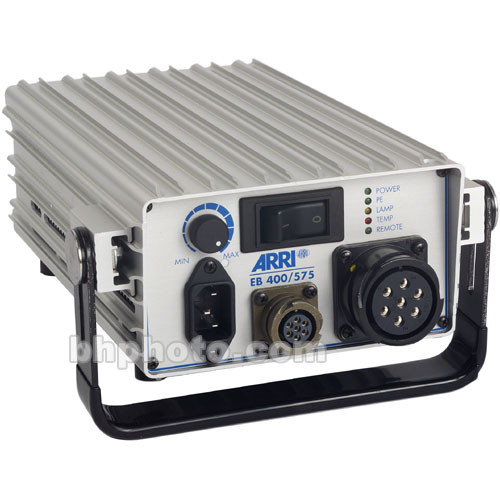 Arri 400/575W Electronic Ballast with ALF (120-220 VAC)