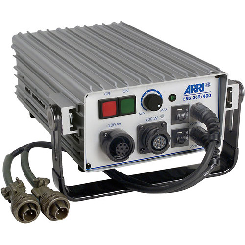 Arri 200/400W DC Electronic Ballast for HMI Pocket Par 400 (24-30 VDC)