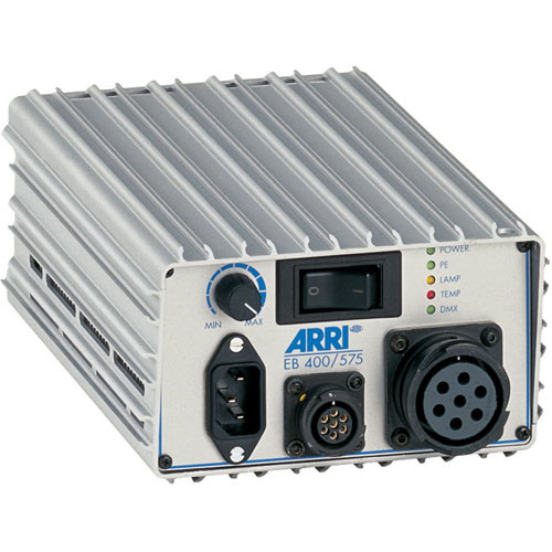 Arri Ballast - Electronic High Speed for 400 Pocket PAR HMI (120-240VAC)