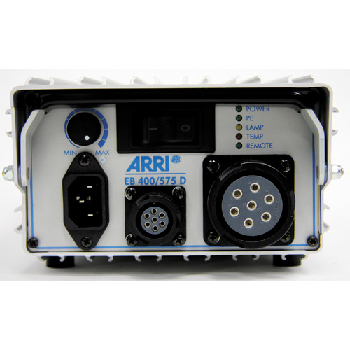 ARRI 400/575W High Speed Electronic Ballast with ALF/DMX (1000 Hz)