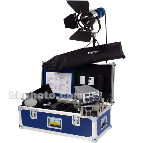 Arri Pocket Par 400W HMI Lighthouse AC/DC Kit