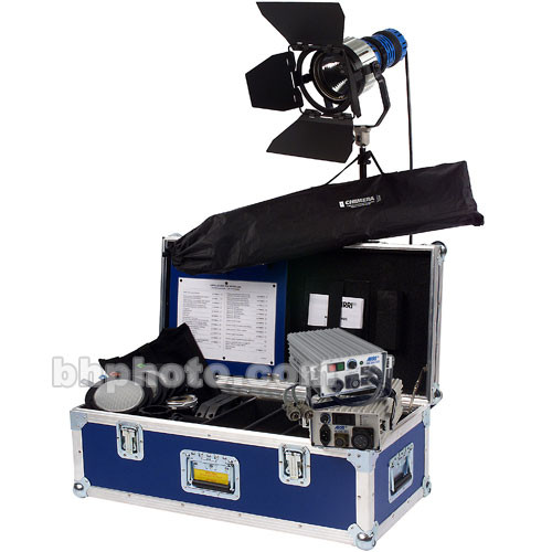 Arri Pocket Lite 400W HMI Lighthouse AC/DC Kit