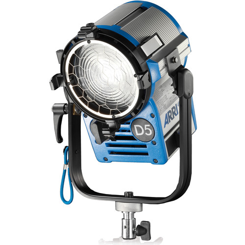 ARRI True Blue D5 HMI 575W Fresnel Head