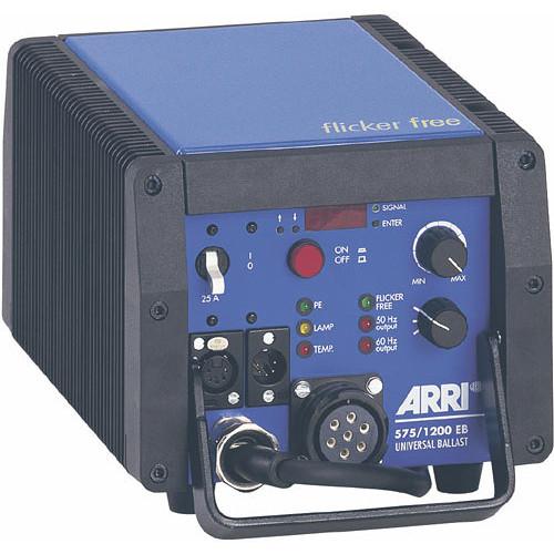 ARRI EB 575/1200W Ballast with ALF and DMX (90-250 VAC)