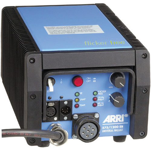 Arri 575/1200W Electronic Ballast with DMX (120-220 VAC)