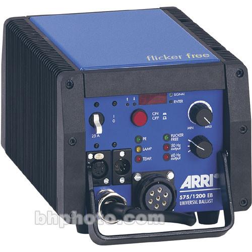 Arri 575/1200W Electronic Ballast for LTM Fixtures (120-220 VAC)