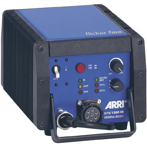 ARRI 575/1200W Electronic Ballast for Mole/CMC/Sunray Fixtures (120-220 VAC)