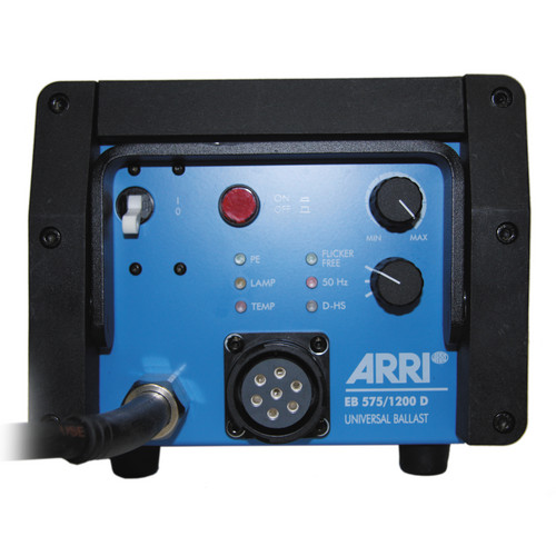 ARRI 575/1200W High Speed Electronic Ballast with ALF (1000 Hz)