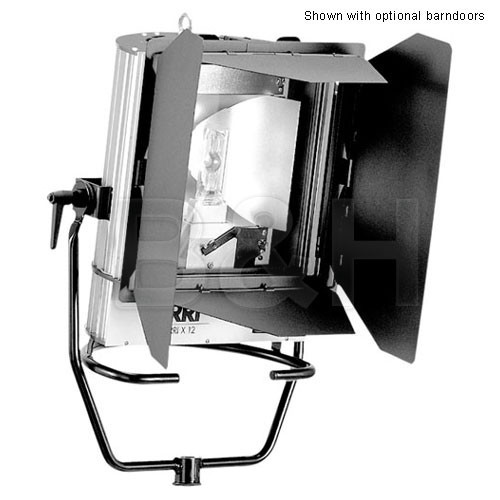 Arri X 12 1200 Watt  HMI Flood Light