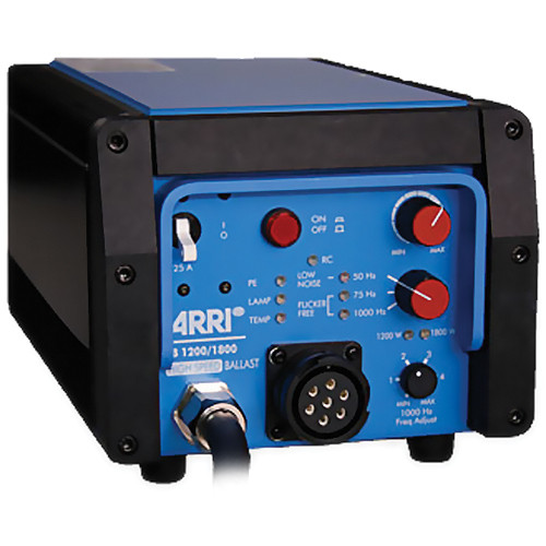 ARRI 1200/1800W High Speed Electronic Ballast