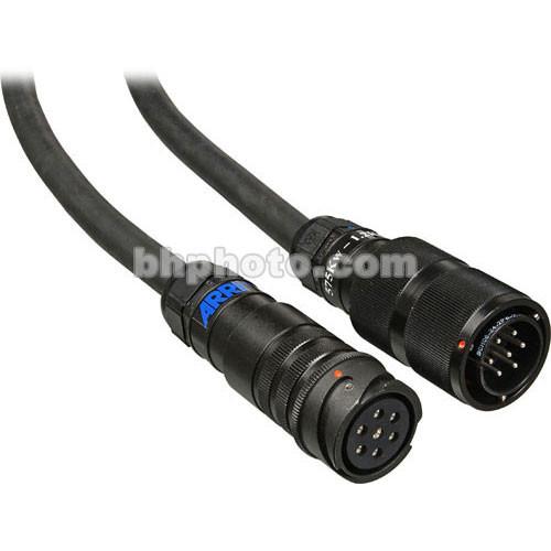Arri Head to Ballast Cable for Compact HMI 2500 - 25'