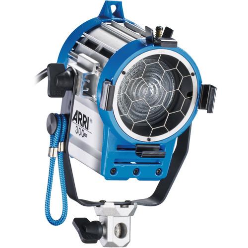 Arri 300 Watt Plus Tungsten Fresnel (120-240VAC)
