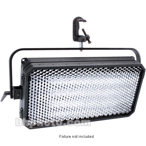 Arri Egg Crate - Silver Wide Flood for Studio Cool 4
