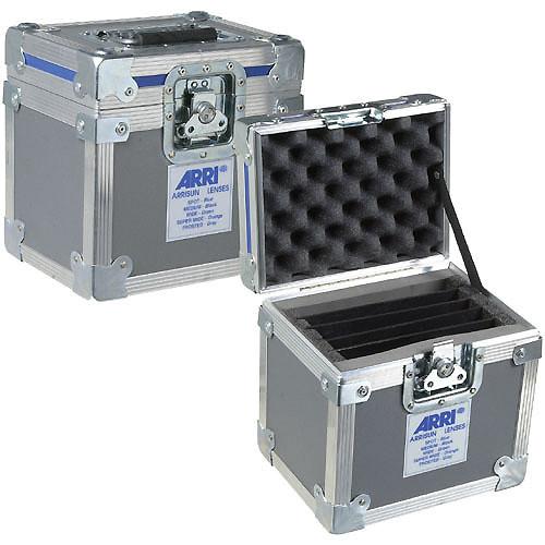 ARRI 540396 Lens Case - for Arri Arrisun 40/25 Par Head 5 Lens Set