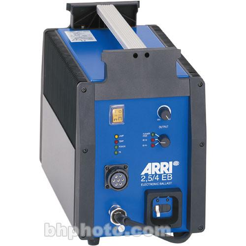 ARRI Electronic 2.5-4K Ballast with ALF (90-250 VAC)
