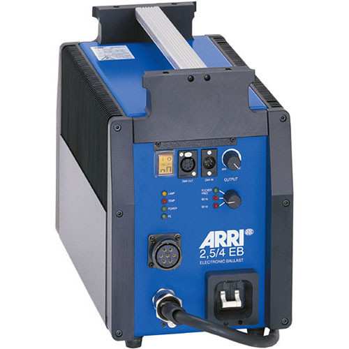 ARRI Electronic 2,500/4,000W Ballast with ALF and DMX (120-240 VAC)