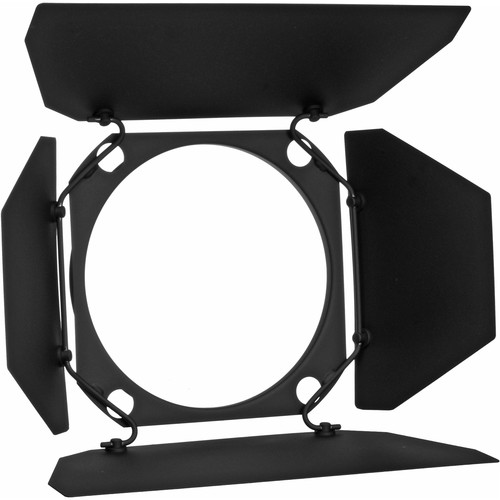 ARRI 4-Leaf Barndoor Set for ST-1, 1.2Kw HMI Fixtures