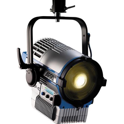 Arri L7-T Tungsten LED Fresnel (Silver/Blue, Pole Operated)
