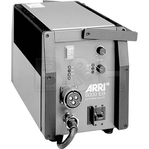 ARRI 6000W Electronic Ballast (220 VAC)