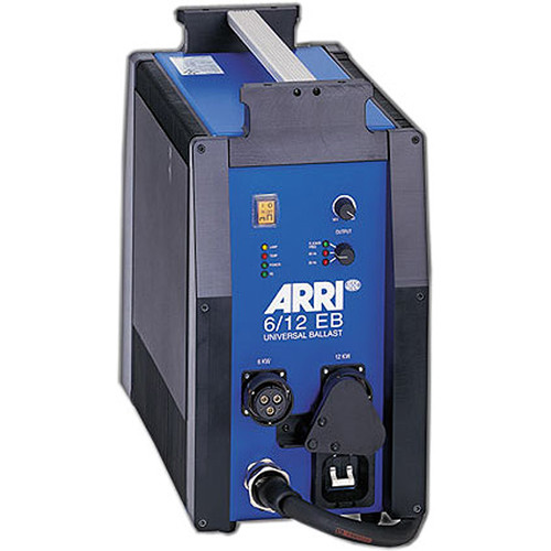 Arri 6/12kW Electronic Ballast with ALF and DMX (220 VAC)