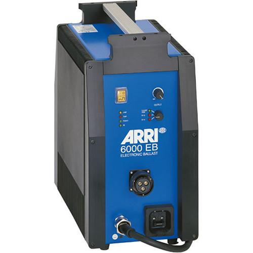 Arri 6000W Electronic Ballast with ALF (190-250 VAC)
