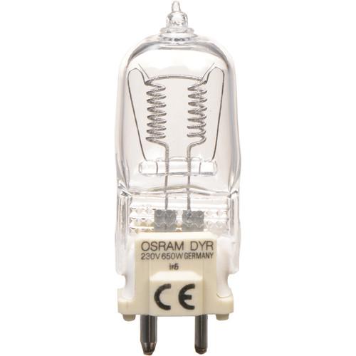 ARRI Lamp for Arrilite 600 -  650 Watts/220-240 Volts