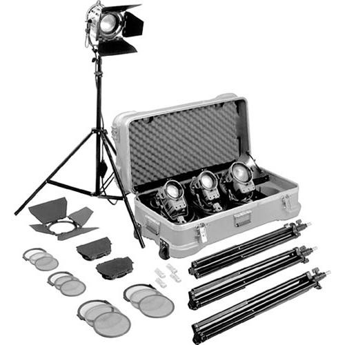 Arri Fresnel Combo 4-Light Kit (220V)