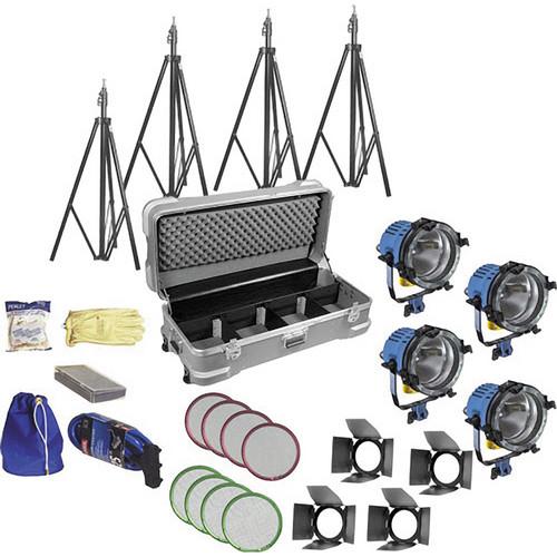 ARRI Arrilite 1000 Tungsten Four  Light Kit
