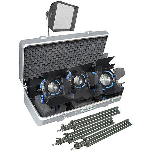 Arri Softbank D2 Three Light Kit