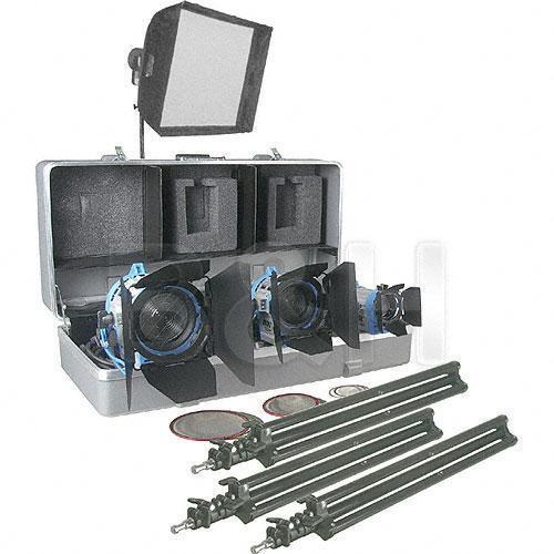 ARRI Softbank D4 Four-Light Kit (120VAC)