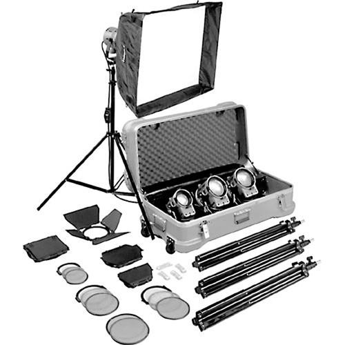 Arri Softbank I Tungsten 4 Light Kit (120V AC)
