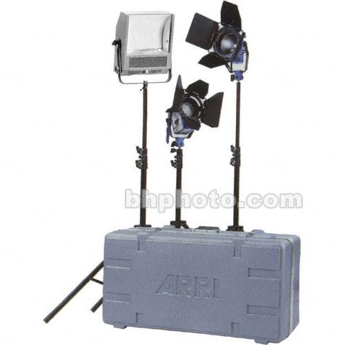 Arri Soft-Key 3-Light Kit