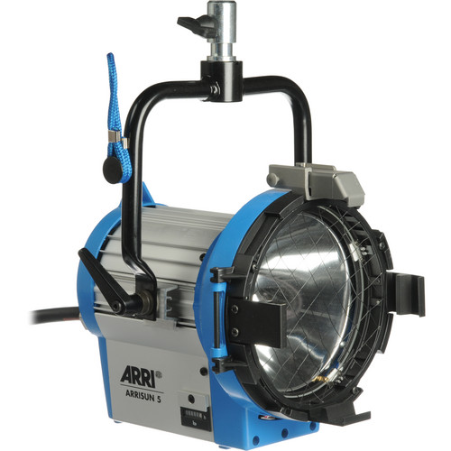 Arri Arrisun 5 HMI PAR One Light Kit (90-250VAC)
