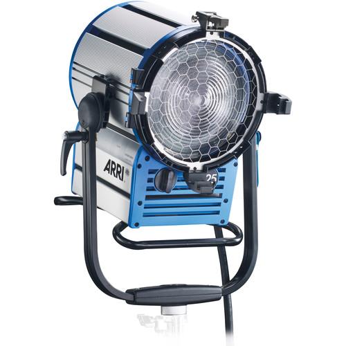 ARRI Compact HMI 2500 Watt Fresnel Light Kit (90-250VAC)