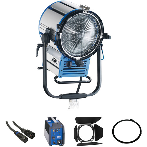 ARRI Compact HMI 4000-Watt Fresnel Light Kit (90-250 VAC)