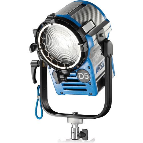 Arri Compact HMI 575W Fresnel Light Kit (90-250V)