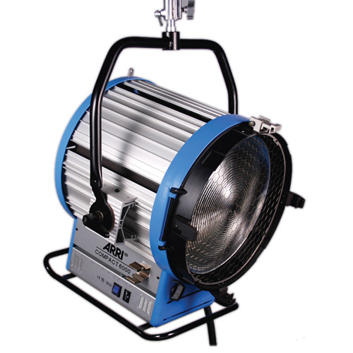 Arri Compact HMI 6000W Fresnel Light Kit (190-250VAC)