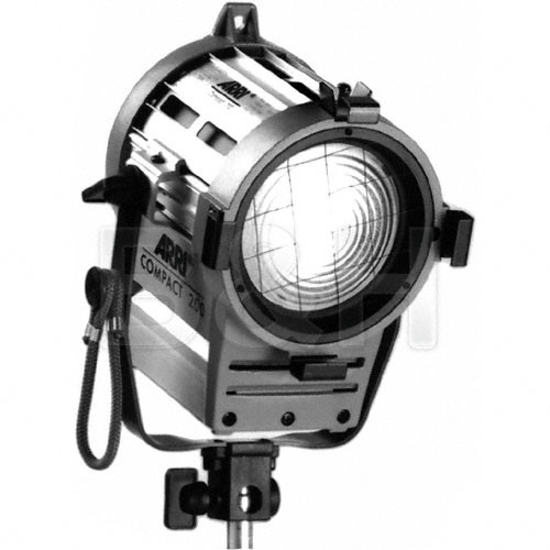 Arri HMI 200W Fresnel DC Light Kit