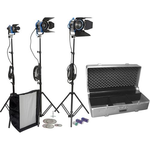 ARRI Softbank D1 Three-Light Kit